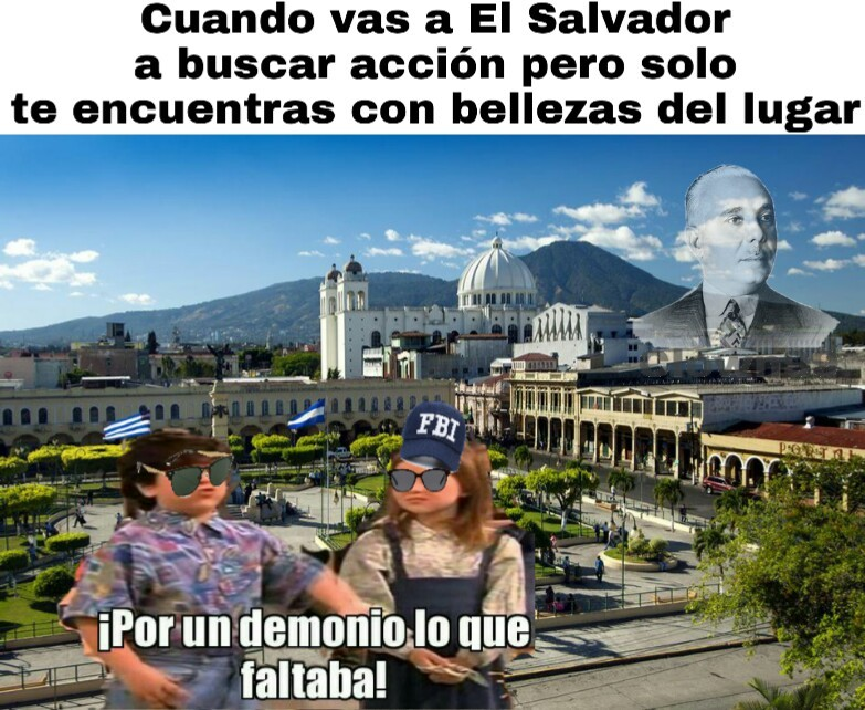 Feliz dia de la independencia a los salvadoreños (aunque fue ayer) - meme