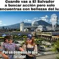 Feliz dia de la independencia a los salvadoreños (aunque fue ayer)
