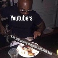 Literally youtubers