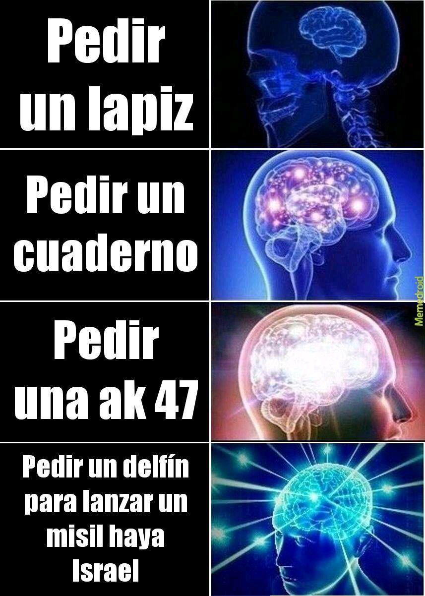Pedir - meme
