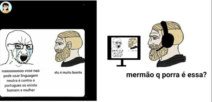 Ala a mina achando q tá certa - meme