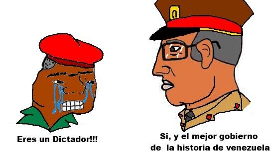 Marcos Perez Jimenez :chad: - meme