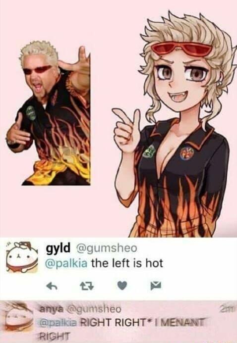 Mmm... - meme