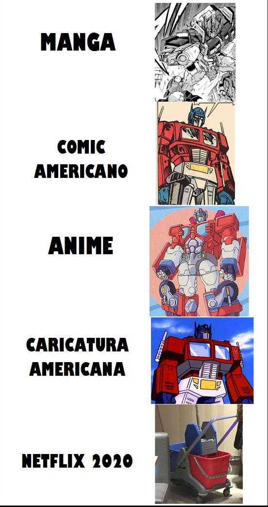 optimus - meme
