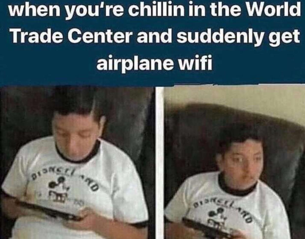 #flybye - meme