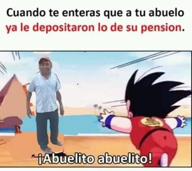 Abueliiito! - meme