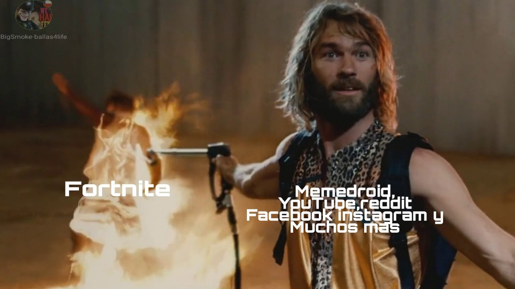 Fortnite es un buen juego - meme