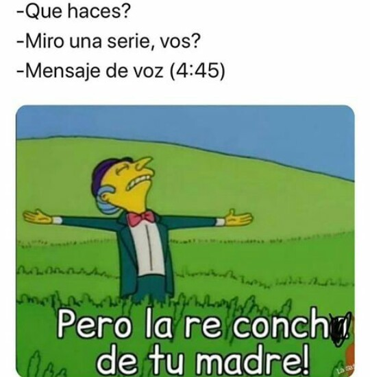 Aaaaaghhh - meme