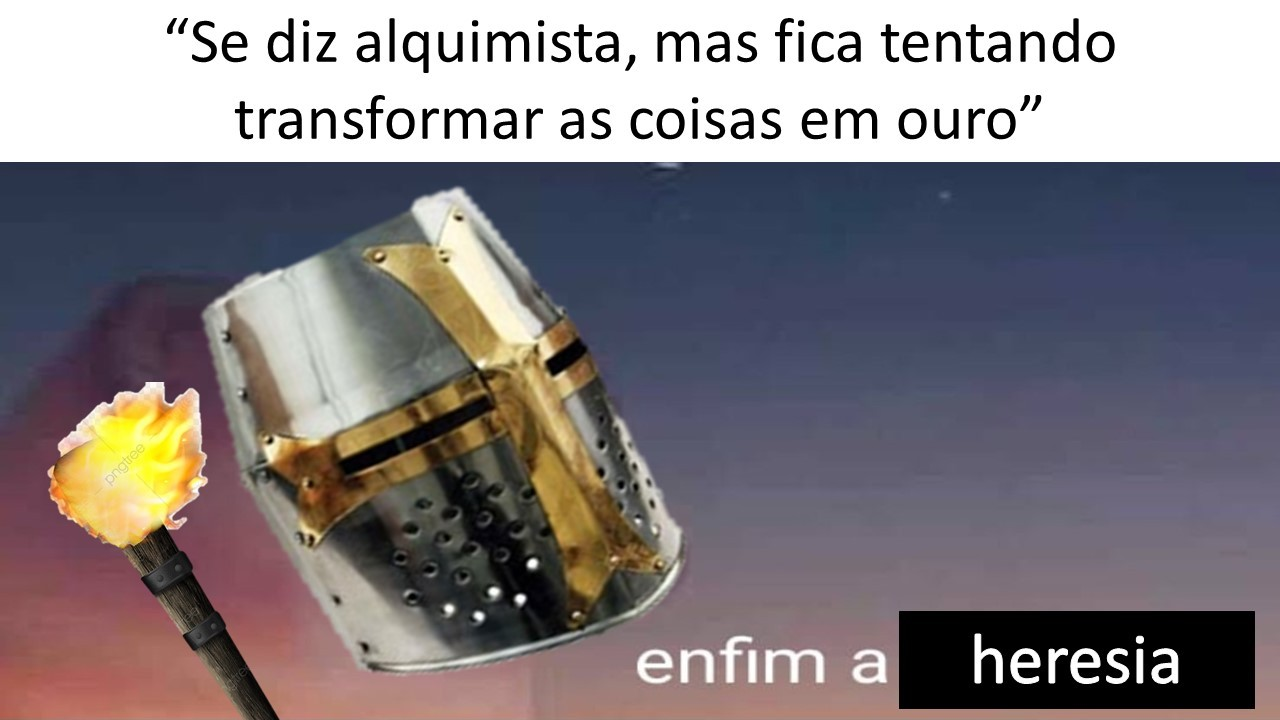 Lógica bizantino-medieval - meme