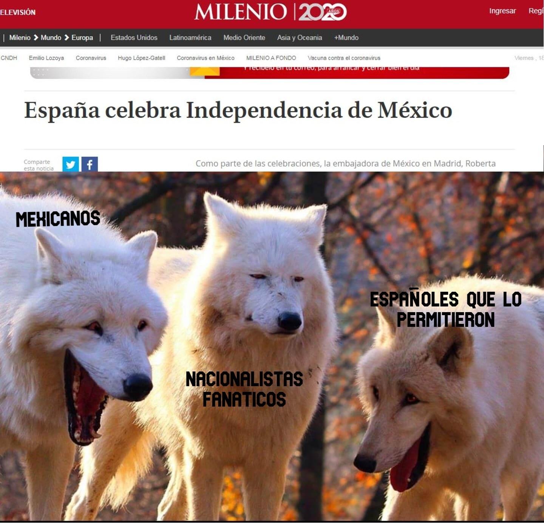 Ojo: NACIONALISTAS FANATICOS - meme