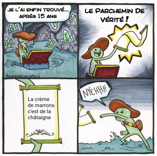 Meme maison ;)