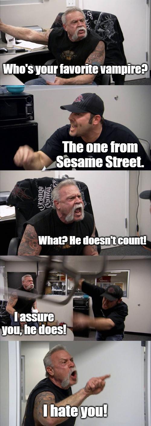 Dad jokes for everybody! - meme