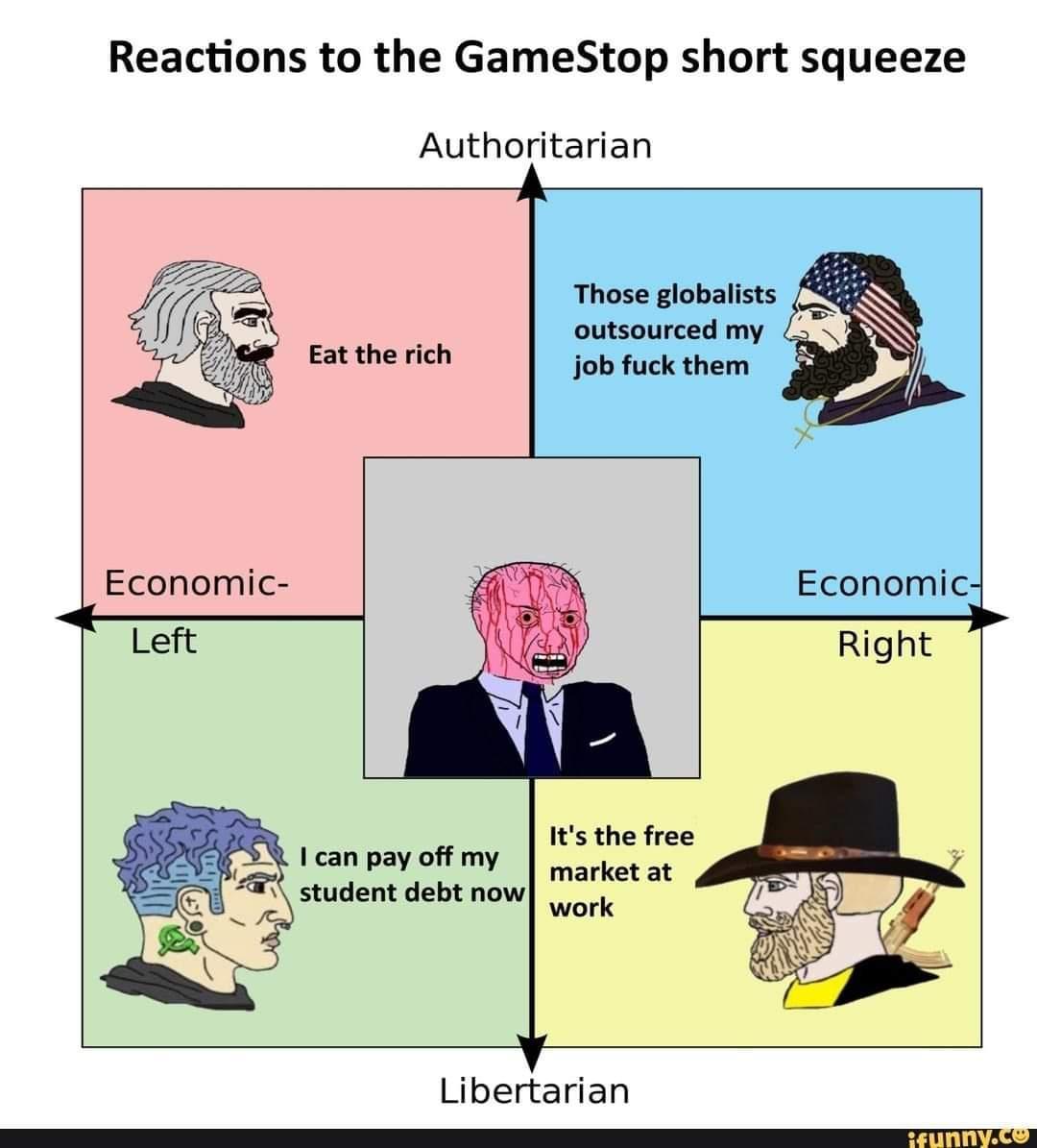 Pigs get slaughtered - meme