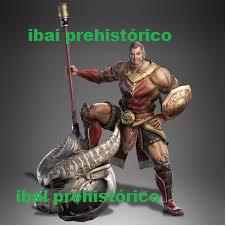 ibai prehistorico - meme