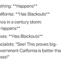 california is gay and needs shock therapy at this point