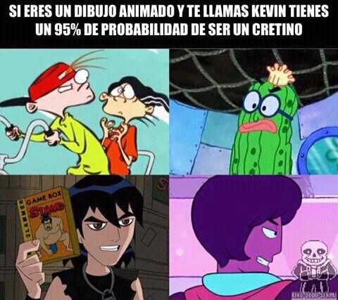 El Kevin - meme