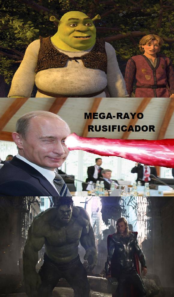 OTRO TITULO RUSIFICADO - meme