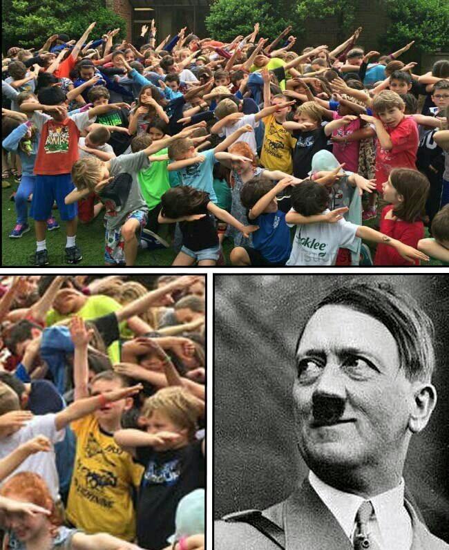 Hitler <3 - meme