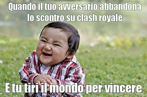 Clash royale meme