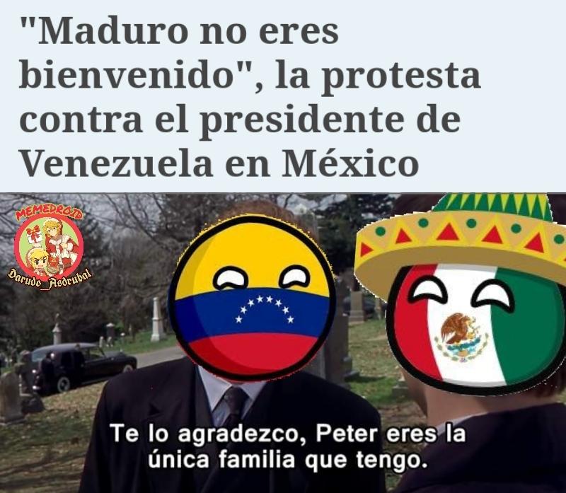 Gracias mexicanos :') - meme