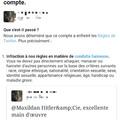 """Sous le tweet de Maxildan: """"je recherche une entreprise de déménagement"""" MDR"""