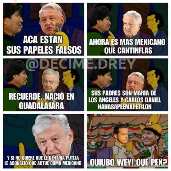 Más mexicano que Cantinflas y Pedro Infante - meme