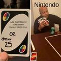 Nintendo, stop slacking