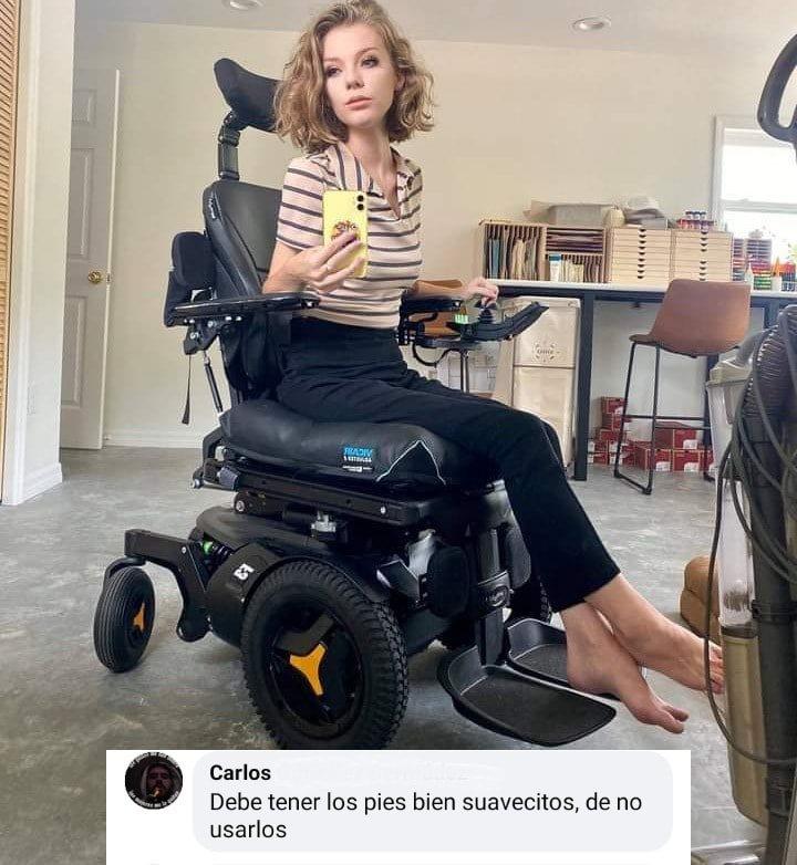 """""""Hermosura sobre ruedas"""" - meme"""