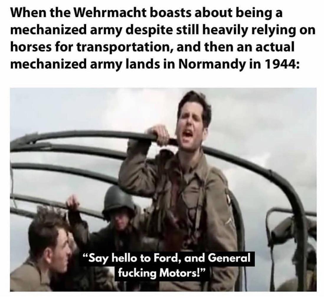 wehraboos get spooked - meme