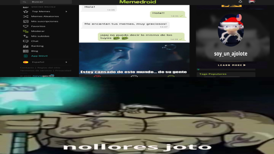 hagan zoom infinito - meme