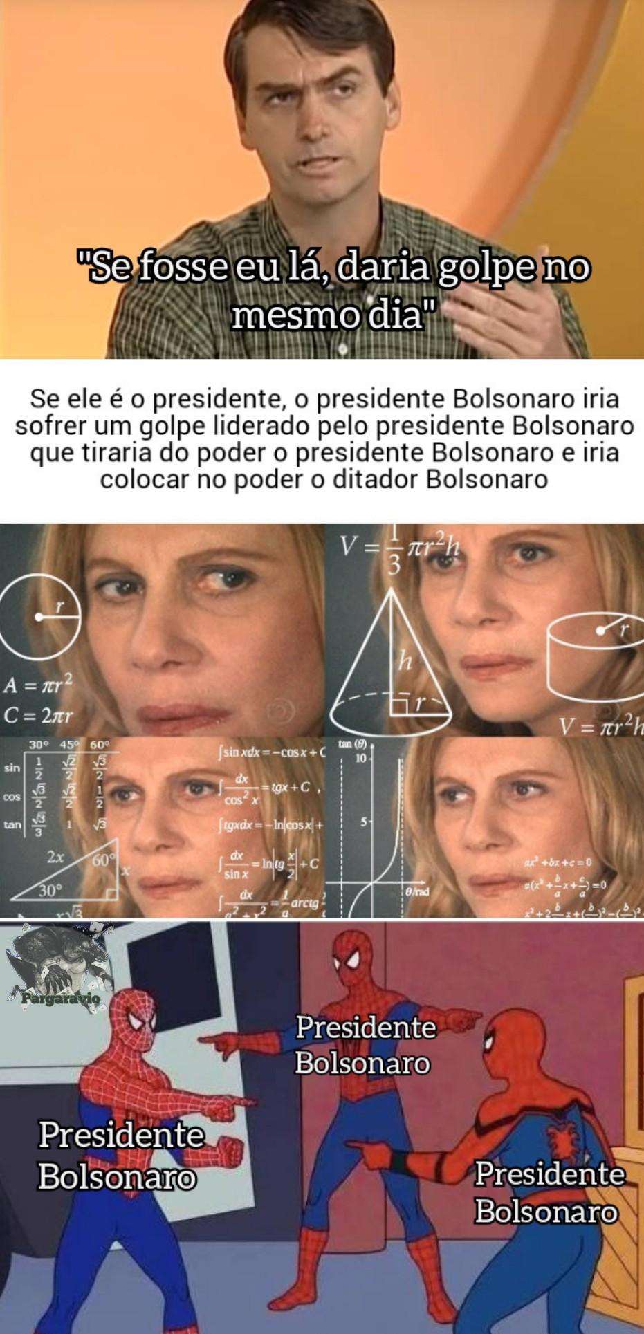 O meeeeeeeeu ditador - meme