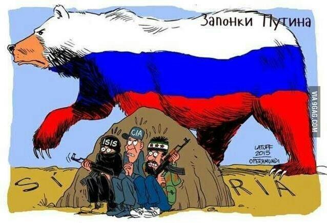 Rússia Fodona, põe medo em geral. - meme