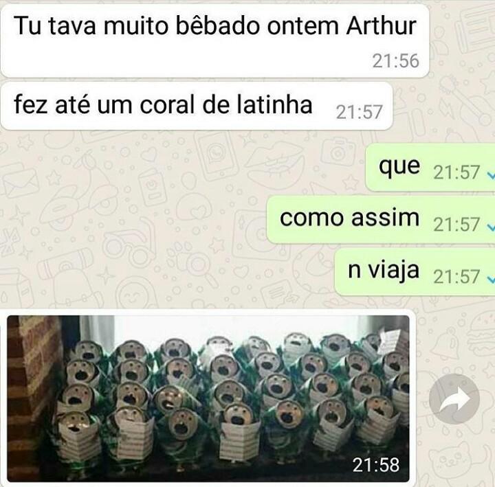 Pooooo Arthur - meme