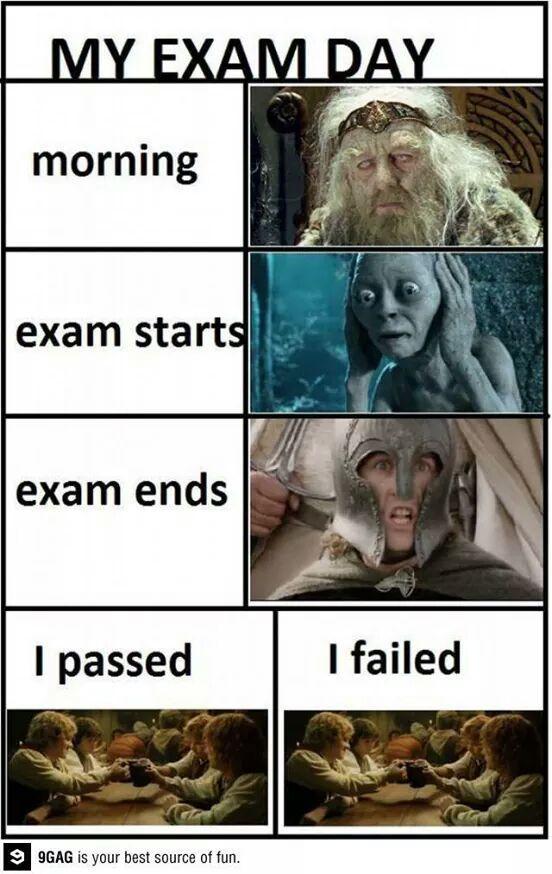 Todos los semestres xD - meme