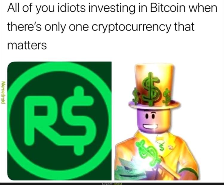 Roblox - meme