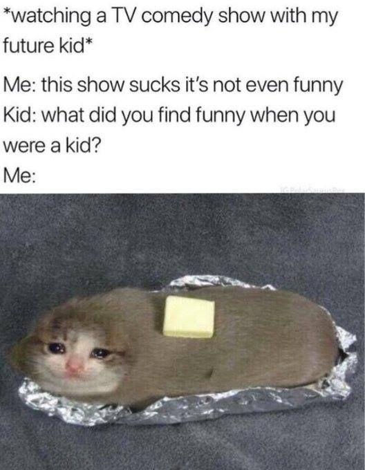Issa Baked Catato - meme