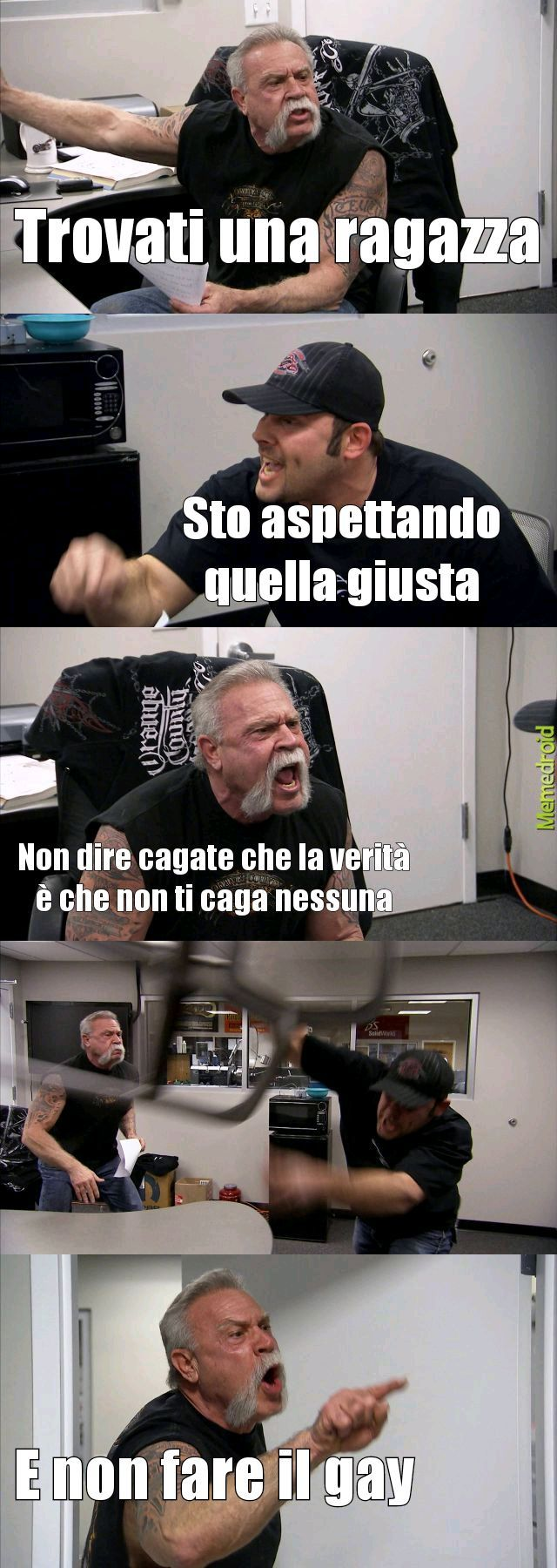 Discussioni belle - meme