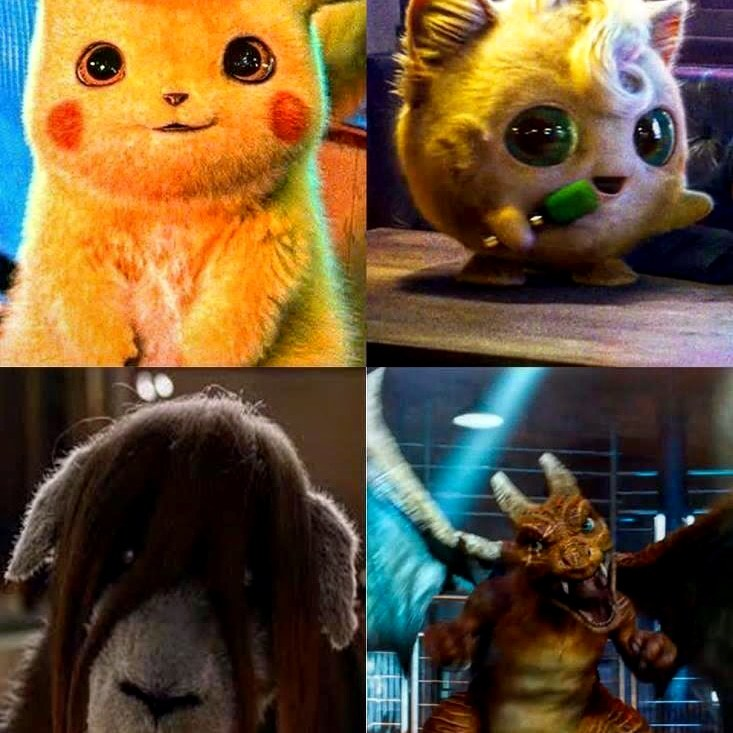 Aqueles pokemon q fizeram vc chorar no live action - meme