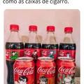 Puts não sabia que fazia tanto mal beber uma Coca