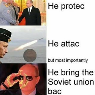 putin is best - meme