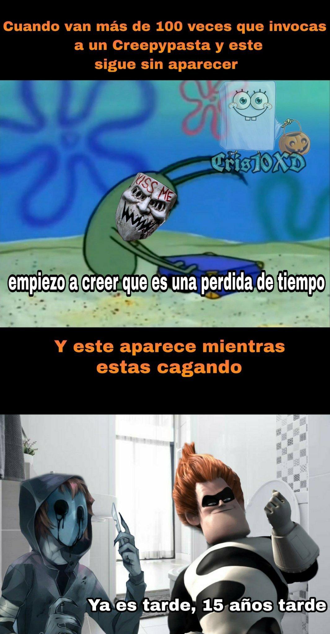 Mmm...memes de halloween :)