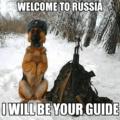 russian dogg