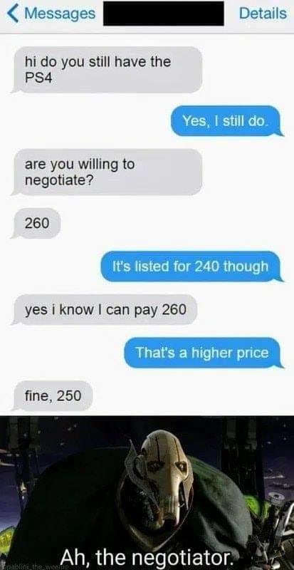 Sold..... - meme