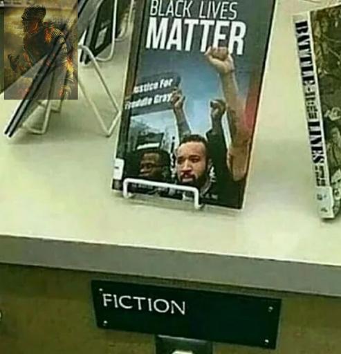 ficción - meme