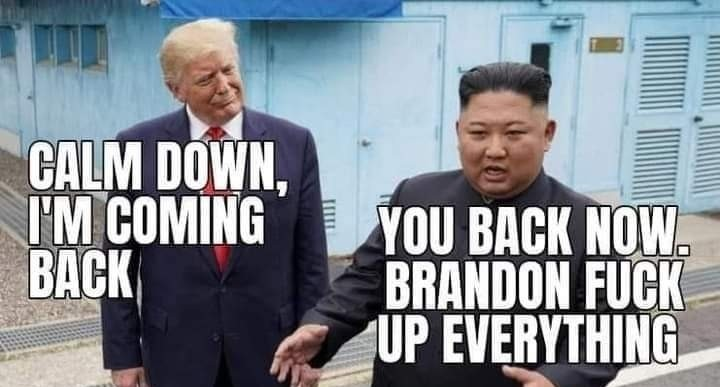 Brandon - meme