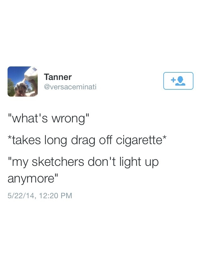My sketchers don't light up....gahh - meme