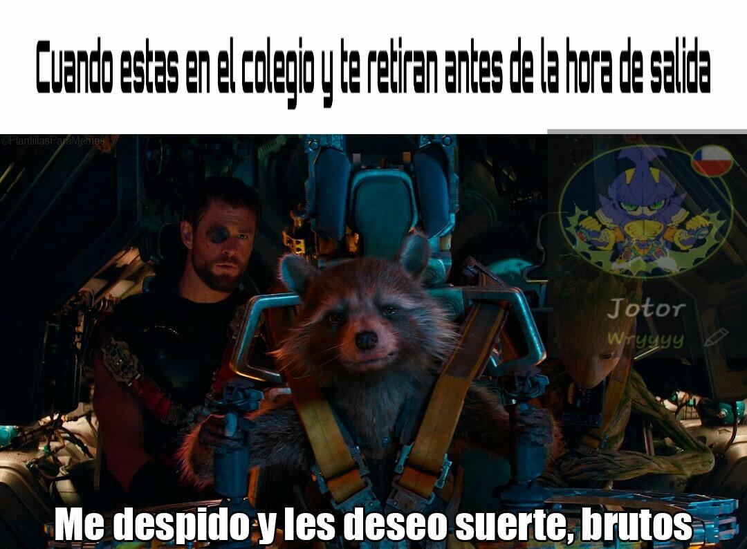 Felicidad extrema - meme