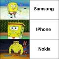 Io ho un Samsung, e voi?