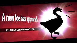 The actual challenge is my flood of goose memes