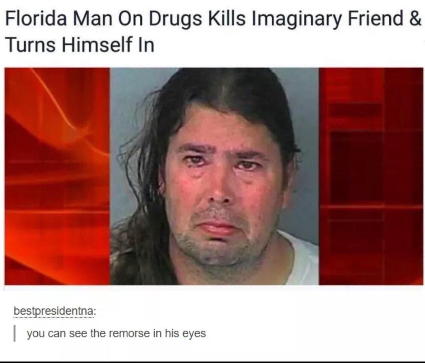 Imaginary friend - meme